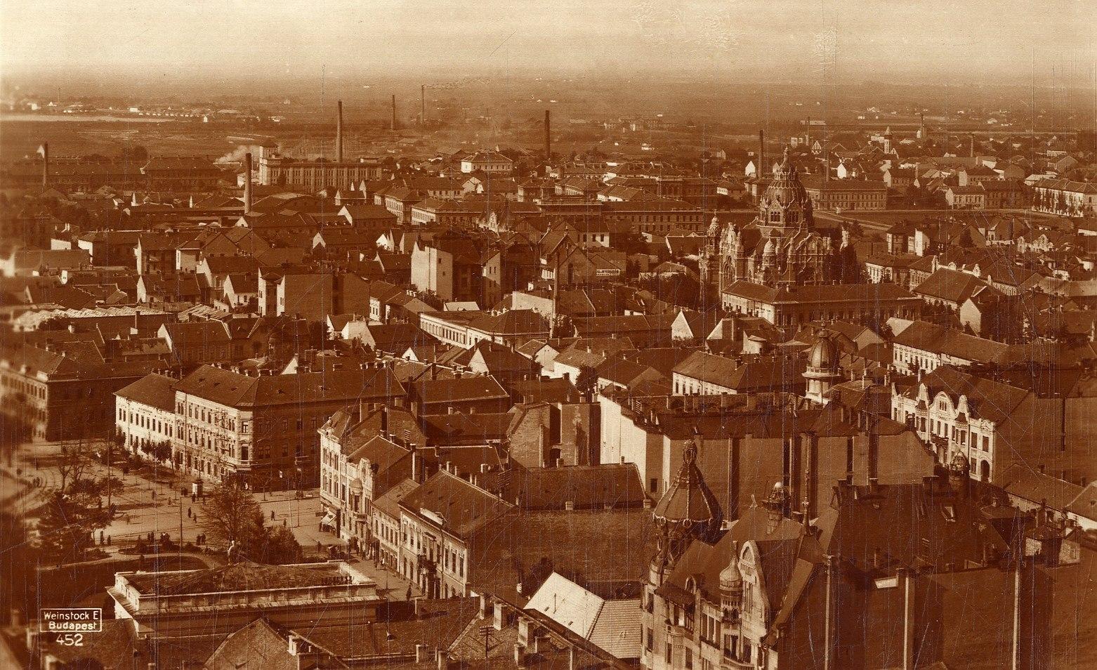 Szeged elveszett kupolái