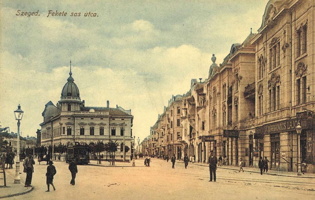 Nemesi Pál építheti vissza a kupolát az SZTE Állam- és Jogtudományi Kar épületére