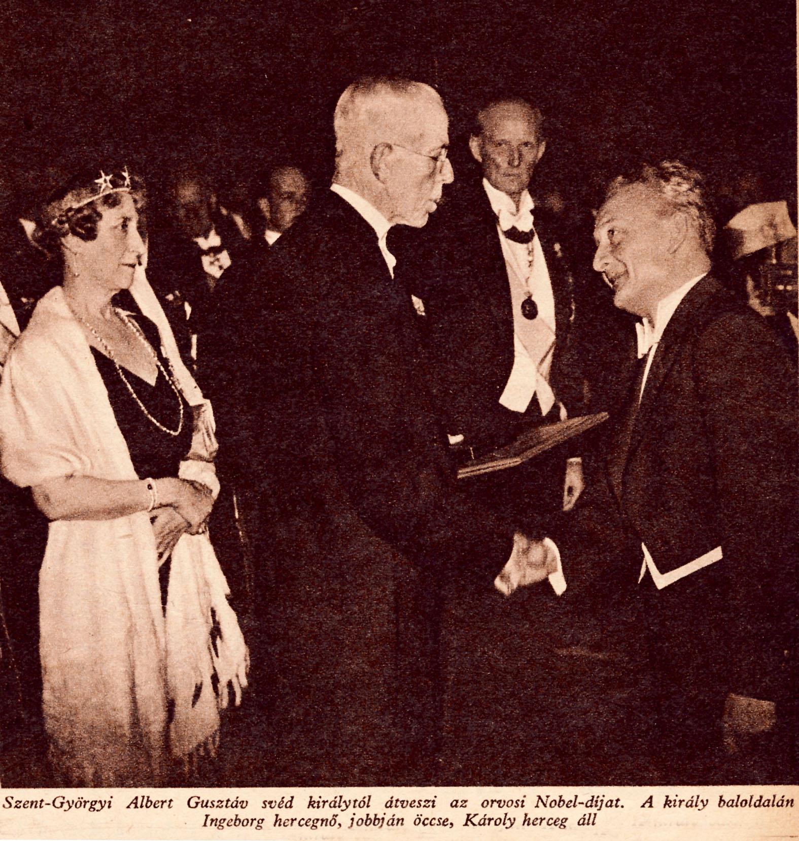 80 éves az első szegedi Nobel-díj